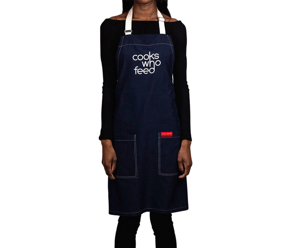 Cooks Who Feed Aprons