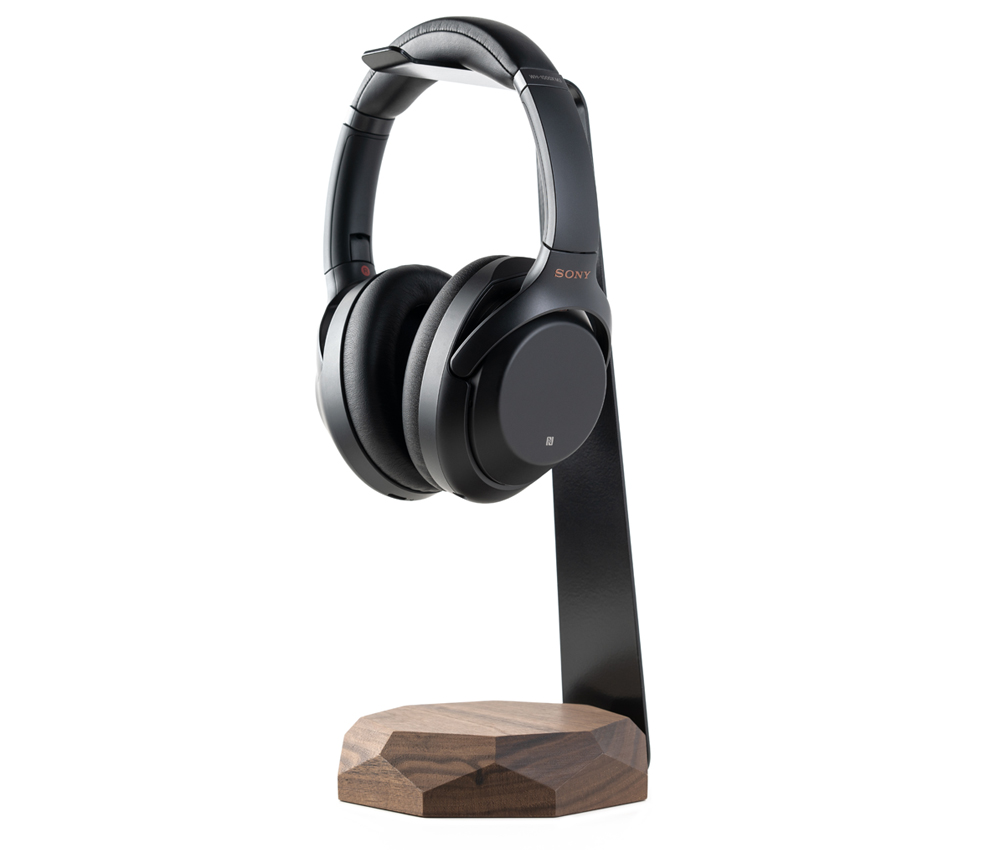 Oakwood 2 in 1 Headphone stand & Charger
