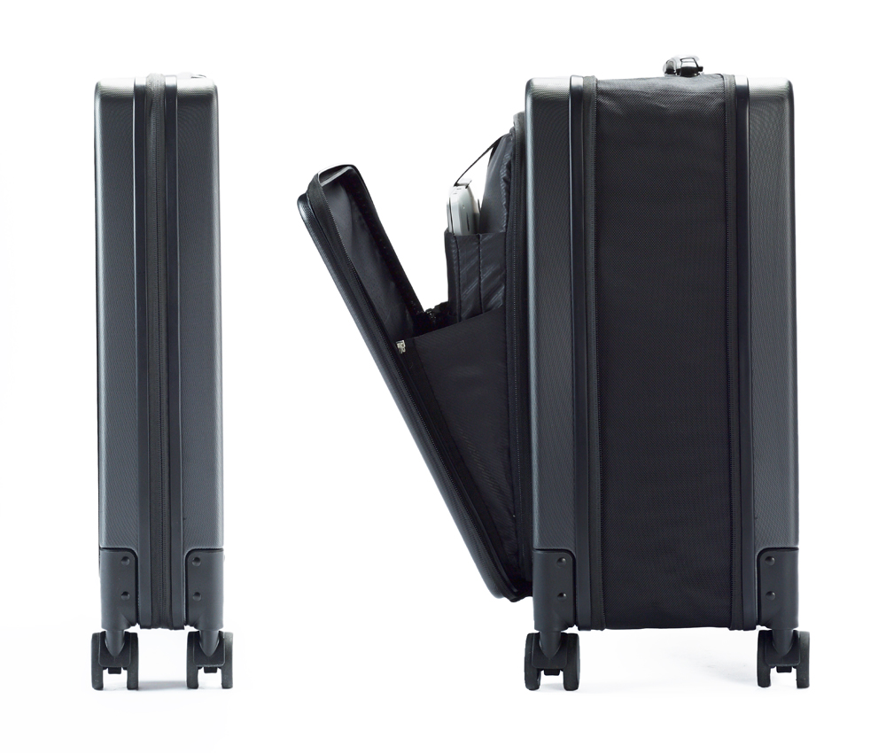 The Foldable Suitcase